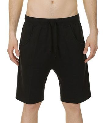 kraťasy Urban Classics Light Deep Crotch Sweatshorts TB662 - Black ... 9748f08404