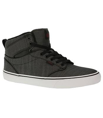 cdda104a09 shoes Vans Atwood HI - Textile Black Chili Pepper - snowboard-online.eu
