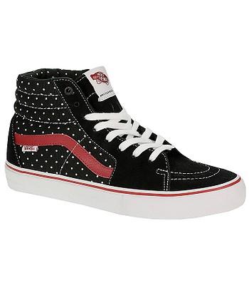 f25244ac6f shoes Vans Sk8-Hi Pro - Dustin Dollin Black Polka Dots - blackcomb-shop.eu