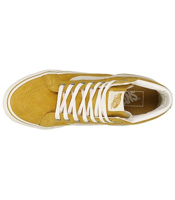 8310c9a540 shoes Vans Sk8-Hi Slim - Scotchgard Amber Gold Marshmallow. No longer  available.