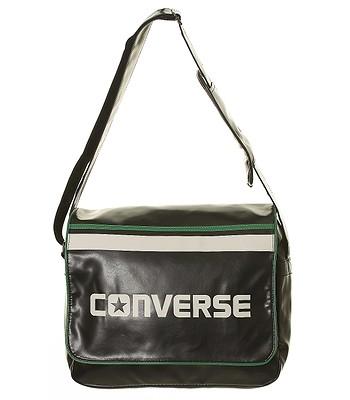 Converse Flap Messenger Sport 410691 Bag - 038 Converse Black Converse  White Green - snowboard-online.eu bb8cf3c11d75d