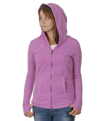 mikina Fox Anonymous Zip - Neon Lilac  06320ad7857