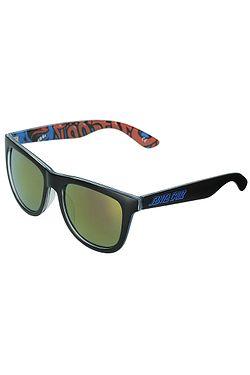 7a15b99c0 okuliare Santa Cruz Screaming Insider - Black/Blue ...