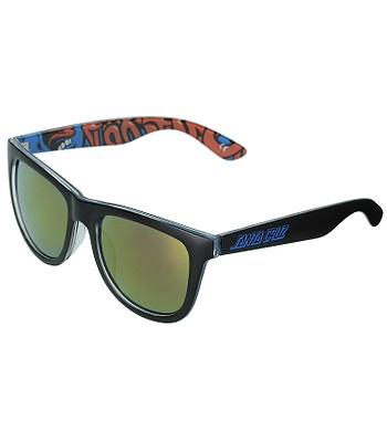 okuliare Santa Cruz Screaming Insider - Black Blue - snowboard-online.sk 49c94955330