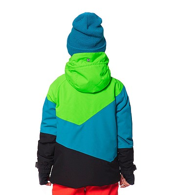 234824ff4 bunda Horsefeathers Harper Kids - Green - snowboard-online.cz