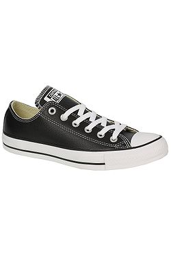 c557d54a35 topánky Converse Chuck Taylor All Star Leather OX - 132174 Black