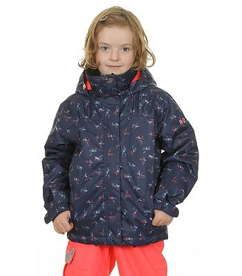 e2c070cb6b13 jacket Roxy Mini Jetty Kid s - BTN9 Rennes Peacoat - snowboard-online.eu