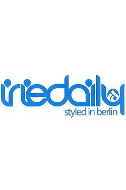 samolepka Iriedaily Logo II - Blue Clear 2c5036eca27