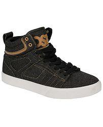 46a36f91ec104 topánky Osiris Raider - Black/White/Tan