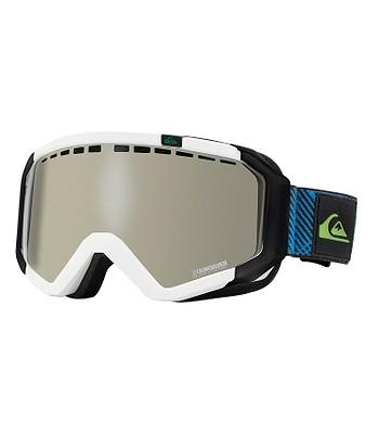 okuliare Quiksilver Q1 Mirror - WBB0 Bright White - snowboard-online.sk a9061392e7d