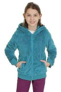 mikina Roxy Hi Daddy Zip - BRW0 Moroccan Blue 4fbd0ef203f