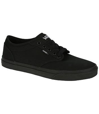 boty Vans Atwood - Canvas Black Black  fda47bc778