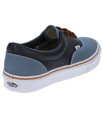 e08ae8b736 Vans Era Shoes - Leather Quarter Coronet Blue Navy - blackcomb-shop.eu