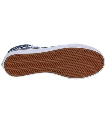 40417c6248 Vans Sk8-Hi Slim Shoes - Herringbone Leopard Twilight Blue True White. No  longer available.
