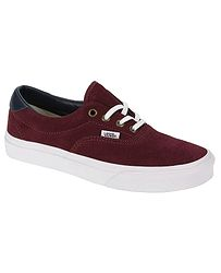 e305e17876f3 topánky Vans Era 59 - Suede Leather Oxblood Red