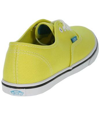 9817f2deb0ede4 Vans Authentic Lo Pro Shoes - Pop Yellow Cyan Blue. No longer available.