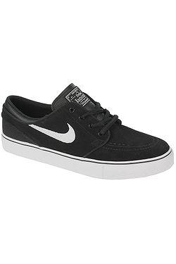 boty Nike SB Stefan Janoski GS - Black/White/Gum/Medium Brown