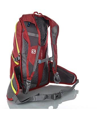 batoh Salomon Trail 20 - Red Chiné Gecko Green. Produkt již není dostupný. a3452b2f5f