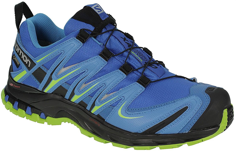 Schuhe Salomon XA Pro 3D GTX Union BlueMethyl BlueGranny