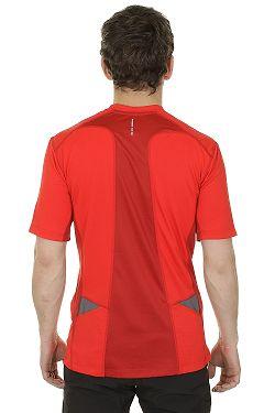 ... tričko Salomon Fast Wing - Matador-X Victory Red 3b29ced9888