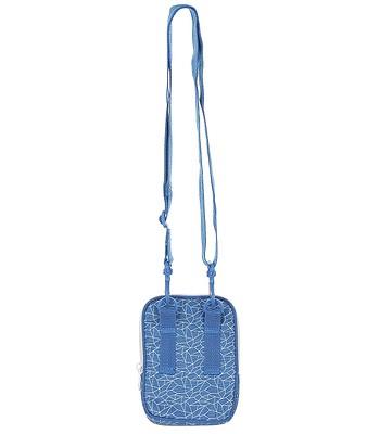 taška adidas Originals Festival Bag Classic Infill - Blue Bird White ... 16da923802