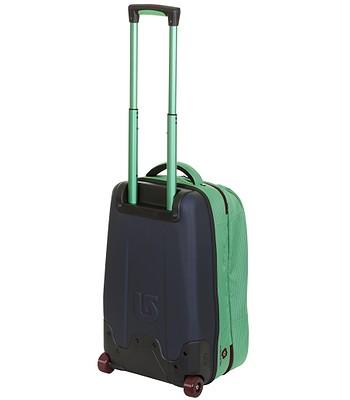fc024f5e6a551 walizka Burton Wheelie Flight Deck - Irish Green Ripstop. Produkt  niedostępny