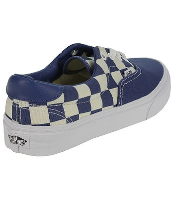 vans checkerboard stv navy