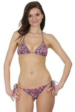 plavky Rip Curl Batik Tri Set - Knockout Pink ... cb9968fb6a
