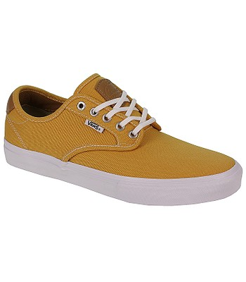 shoes Vans Chima Ferguson Pro - Washed Canvas/Gold - blackcomb-shop.eu