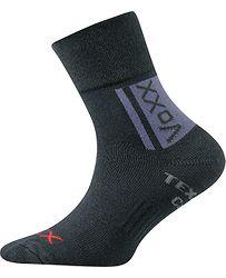 80697f45683 ponožky Voxx Optifanik - Dark Gray