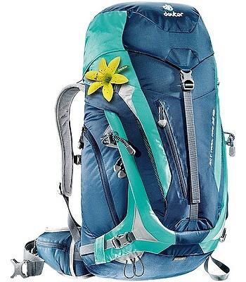 70d5ca5c92 batoh Deuter ACT Trail Pro 32 SL - Midnight Mint - batohy-online.cz