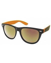 okuliare Ray Flector W2236 Classic Fashion 2 Tone Mirrored - Black Orange 8d98527b2b4