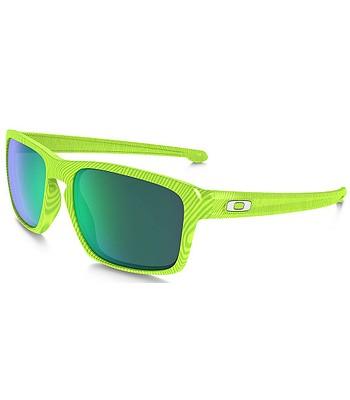 e800e5351 okuliare Oakley Sliver - Fingerprint Retina Burn/Jade Iridium ...