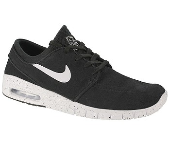 boty Nike SB Stefan Janoski Max L - Black White - boty-boty.cz - doprava  zdarma 8adbbd0bda