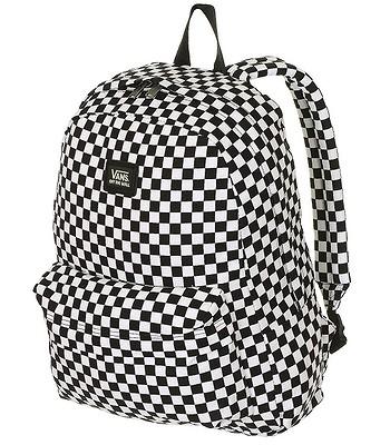 d05afe6212 batoh Vans Old Skool II - Black White Checkerboard
