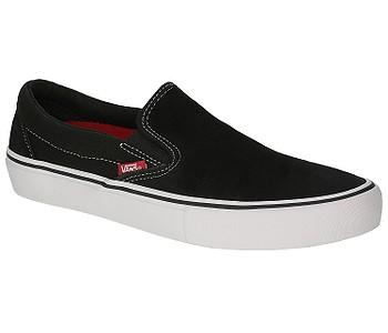 5f798b09fd0 boty Vans Slip-On Pro - Black White Gum - boty-boty.cz - doprava zdarma