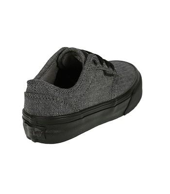 4f303dd77abc Vans Atwood Shoes - Herringtwill Black Cordovan. No longer available.