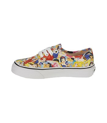 boty Vans Authentic - Disney Multi Princess  89a6ba5fd36