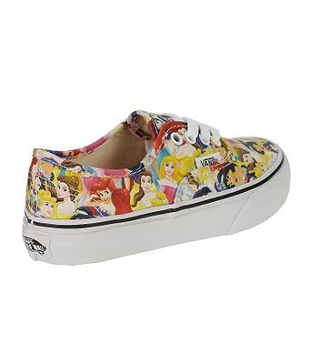 dedeabe9376f1 topánky Vans Authentic Kid's - Disney/Multi Princess - snowboard-online.sk