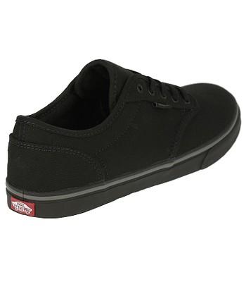 boty Vans Atwood Low - Canvas Black Black  597b5d599c