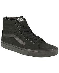 0ca50d1ae72 topánky Vans Sk8-Hi - Black Black Black