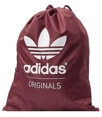 d59cf440c2 vak adidas Originals Gymsack Classic - Rust Red White - snowboard ...