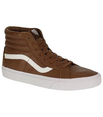 675f72894c548a Vans Sk8-Hi Reissue Shoes - Premium Leather Tortoise Shell -  blackcomb-shop.eu