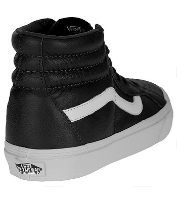 7ef0e7c4f9d boty Vans Sk8-Hi Reissue - Premium Leather Black. SKLADEM ‐ ZÍTRA U VÁS  DOMA -40%