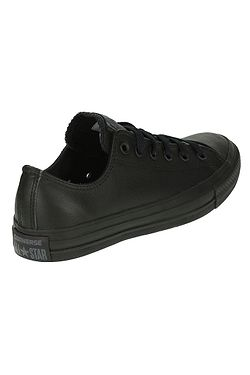 4abd7201ad5 ... boty Converse Chuck Taylor All Star Leather OX - 135253 Black Monochrome