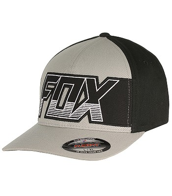 kšiltovka Fox Clutch Flexfit - Gray  a5e375dcd3