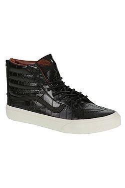 631fba062 topánky Vans Sk8-Hi Slim Zip - Corc Leather/Black - snowboard-online.sk