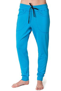 757818aeeff76 spodnie dresowe Horsefeathers Rilka - Blue