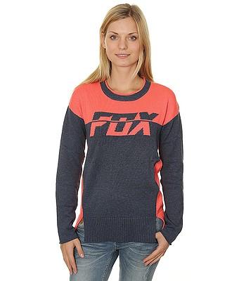 37ba7b99829 svetr Fox Identified - Heather Navy