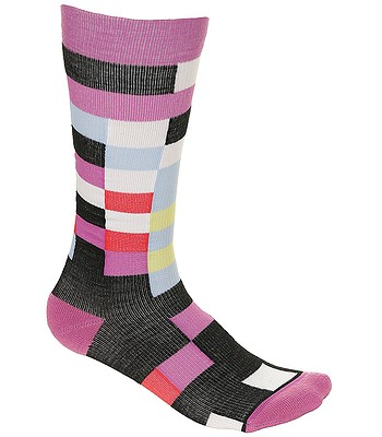 b1ee3e71a99 ponožky Burton Super Party - Pixelated - snowboard-online.cz